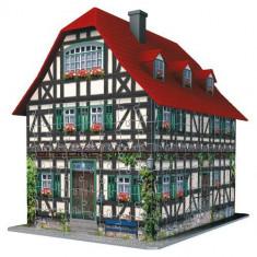 Puzzle Ravensburger 3D CASA MEDIEVALA, 216 PIESE
