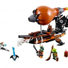LEGO Ninjago - Zepelin de lupta 70603