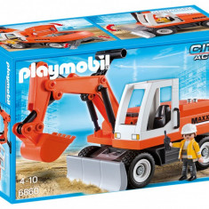 Excavator - Vehicul