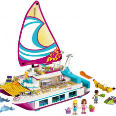 LEGO Friends - Croaziera insorita pe Catamaran 41317