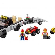 LEGO City - Echipa de curse pe ATV 60148