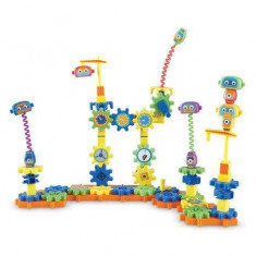 Set de constructie Gears - Fabrica de robotei