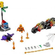 LEGO Marvel Super Heroes - Omul Paianjen: Alaturarea fortelor Calaretului fantoma 76058