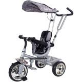 Tricicleta Super Trike - Sun Baby - Gri, Sun Baby