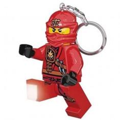 Breloc cu lanterna LEGO Ninjago Kai LGL-KE77K - Breloc copii