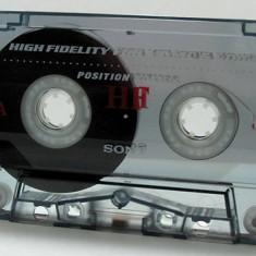 Casete audio sigilate - Casetofon Sony