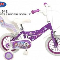 Bicicleta 12 - Violetta - Bicicleta copii Toimsa