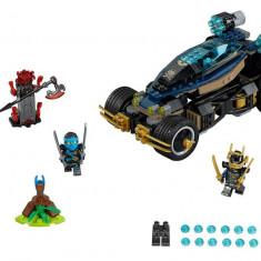 LEGO Ninjago - Vehiculul Samurai VXL 70625