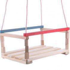 Leagan lemn copii 36 x 26 cm