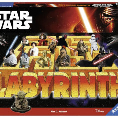 Joc Labirint Star Wars - Joc board game Ravensburger
