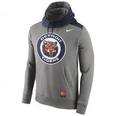 Nike MLB Hybrid Pullover Hoodie   produs 100% original, import SUA, 10 zile lucratoare - eb280617a - Hanorac barbati