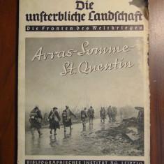 Die Unsterbliche Landschaft. Arras-Somme-St. Quentin (1935)
