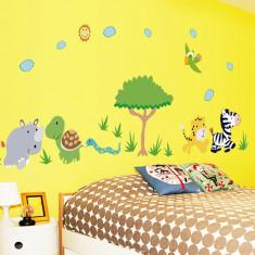 Stickere camera bebe - Diverse animale