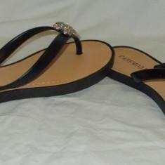 Papuci femei CAFESINA - nr 37 - Papuci dama, Culoare: Din imagine