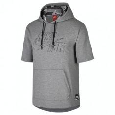 Nike Air Short Sleeve Hoodie | produs 100% original, import SUA, 10 zile lucratoare - eb280617a - Hanorac barbati