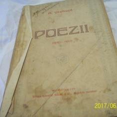 Poezii- [1880-1915] a. vlahuta an 1915