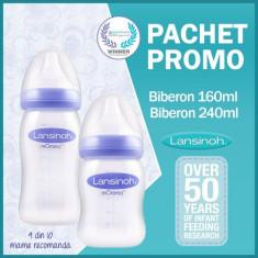 Pachet Promo Biberon 160 ml + Biberon 240 ml