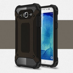 Husa Samsung Galaxy J5 (2015) - Hybrid Armour Black - Husa Telefon