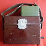 Telefon de campanie cu manipulator morse Model TAI - 43 -P