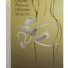 PREMIUM RANGE - DOUBLE PLEASURE STRAP ON