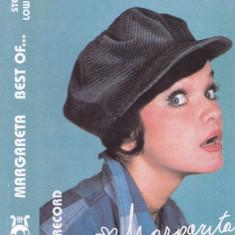 Caseta audio: Margareta Paslaru - Best of... ( Electrecord STC 001179 ) - Muzica Dance electrecord, Casete audio