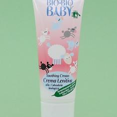 Crema de protectie Bio pentru bebelusi 75 ml - Cosmetice copii