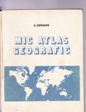 MIC ATLAS GEOGRAFIC, Alta editura, 2017