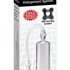 Pompa pentru penis Pump Worx - Transparent - Pompe vid