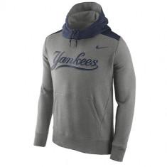 Nike MLB Hybrid Pullover Hoodie | produs 100% original, import SUA, 10 zile lucratoare - eb280617a - Hanorac barbati