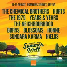 Bilet Summer Well 2017 la Domeniul Știrbey - Bilet concert