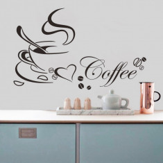 Stickere bucatarii - I love coffee