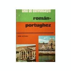 Ghid de conversatie roman-portughez - Pavel Mocanu