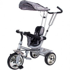 Tricicleta Super Trike Gri - Tricicleta copii