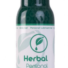 Lubrifiant pe baza de apa Herbal - 100ml - Lubrifianti
