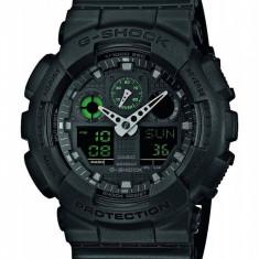 Ceas original Casio G-Shock GA-100MB-1AER - Ceas barbatesc