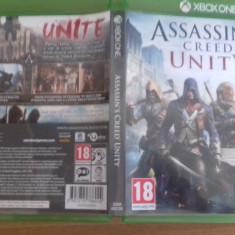 Assasin's Creed unity - XBOX ONE [A, fis] - CITESTE DESCRIEREA ! - Jocuri Xbox One, Actiune, 16+, Single player