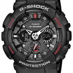Ceas original Casio G-Shock GA-120-1AER - Ceas barbatesc Casio, Sport