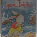 IEPURICA DRAGALASA de CHARLES GHIGNA, ILUSTRATII de JACQUELINE EAST, 2017 - Carte de povesti