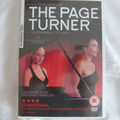 The Page Turner - dvd - Film Colectie Altele, Engleza