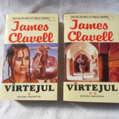 Virtejul - James Clavell - 2 vol.