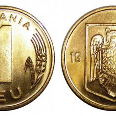 ROMANIA 1 LEU 1996 UNC NECIRCULATA - Moneda Romania