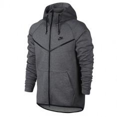 Nike Tech Fleece AOP Windrunner | produs 100% original, import SUA, 10 zile lucratoare - eb280617a - Hanorac barbati