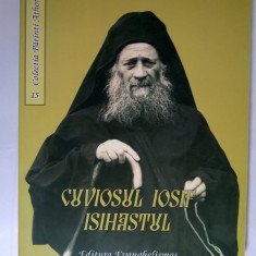 Iosif Vatopedinul - Cuviosul Iosif Isihastul