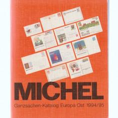 Catalog MICHEL Europa de Est 1994/1995, folosit