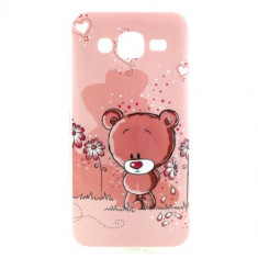Husa Samsung Galaxy J5 (2015) - Gel TPU Sweet Bear - Husa Telefon