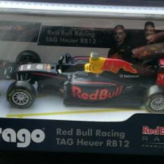 Macheta Formula 1 Red Bull RB 12 Max Verstappen - Bburago 1/43 - Macheta auto
