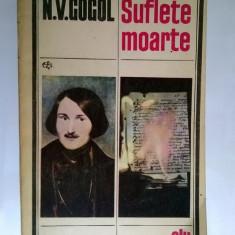 N. V. Gogol – Suflete moarte