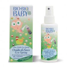 Bio Eco-Spray cu Oxid de Zinc pentru Eritem Fesier - Cosmetice copii