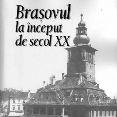 Brasovul la inceput de secol XX, Necirculata, Printata