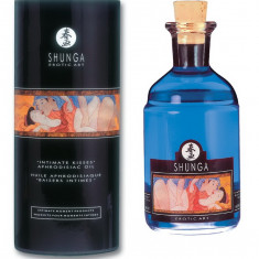 Ulei masaj Shunga Intimate Kisses Exotic Fruits 100ml.